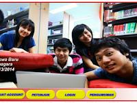 Penerimaan Mahasiswa Baru Online Universitas Tarumanagara Tahun 2013/2014