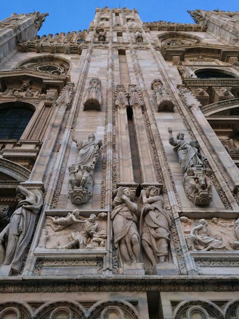 wisata, Duomo,Milan,italy