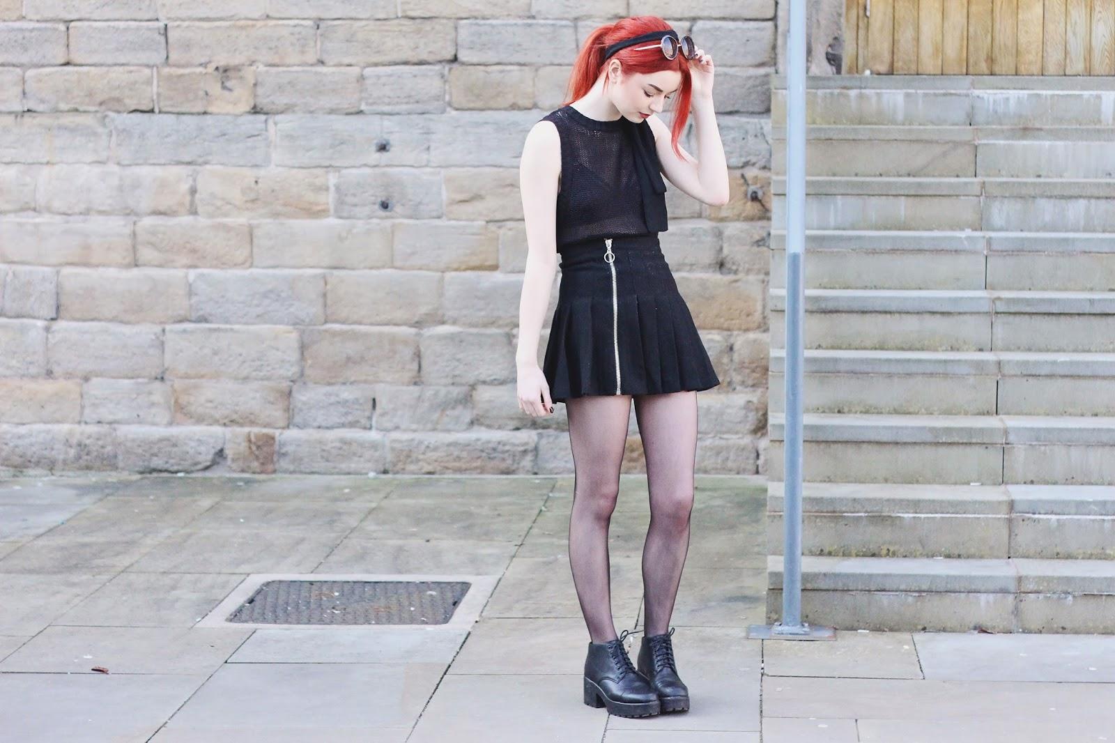 unif skirt