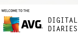 AVG digital diaries