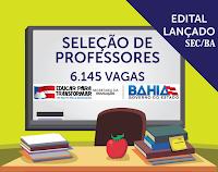 Apostila Secretaria de Educação do estado da Bahia (SEC/BA), Professor Da Rede Estadual Da SEC-BA.