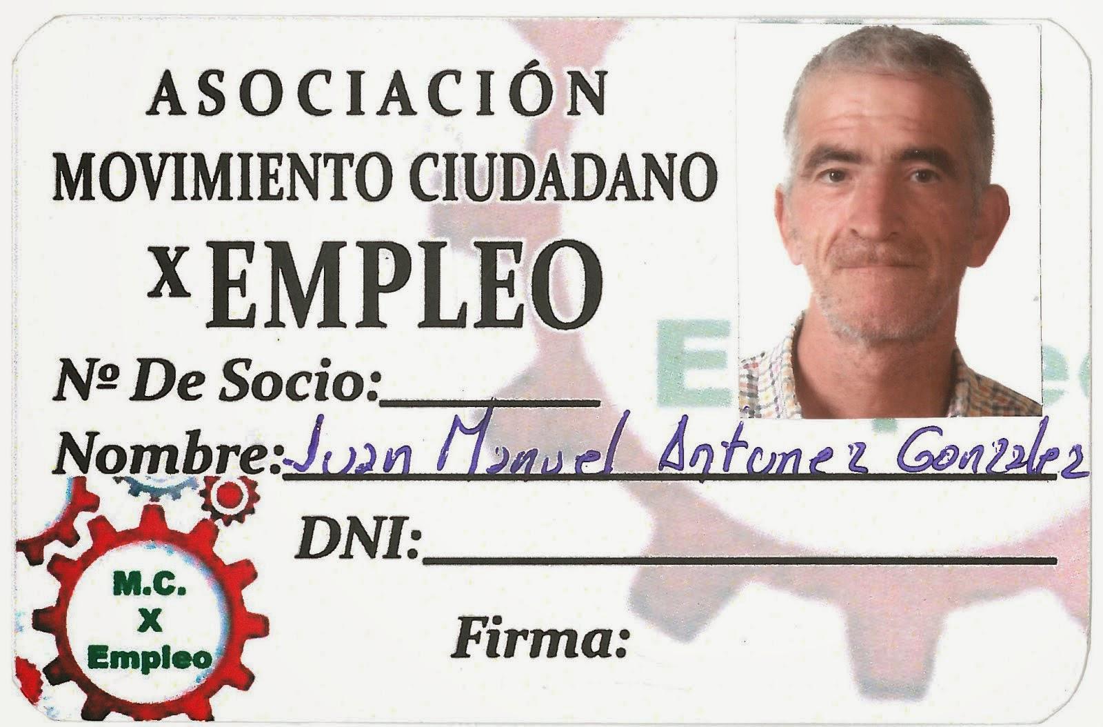 JUAN MANUEL ANTUNEZ GONZALEZ