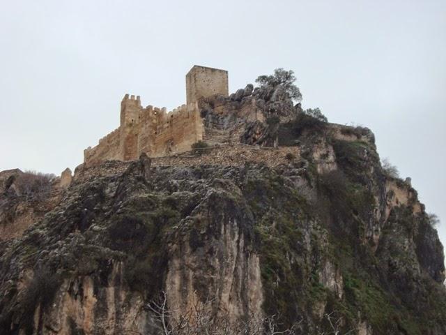 La Iruela. Castillo templario