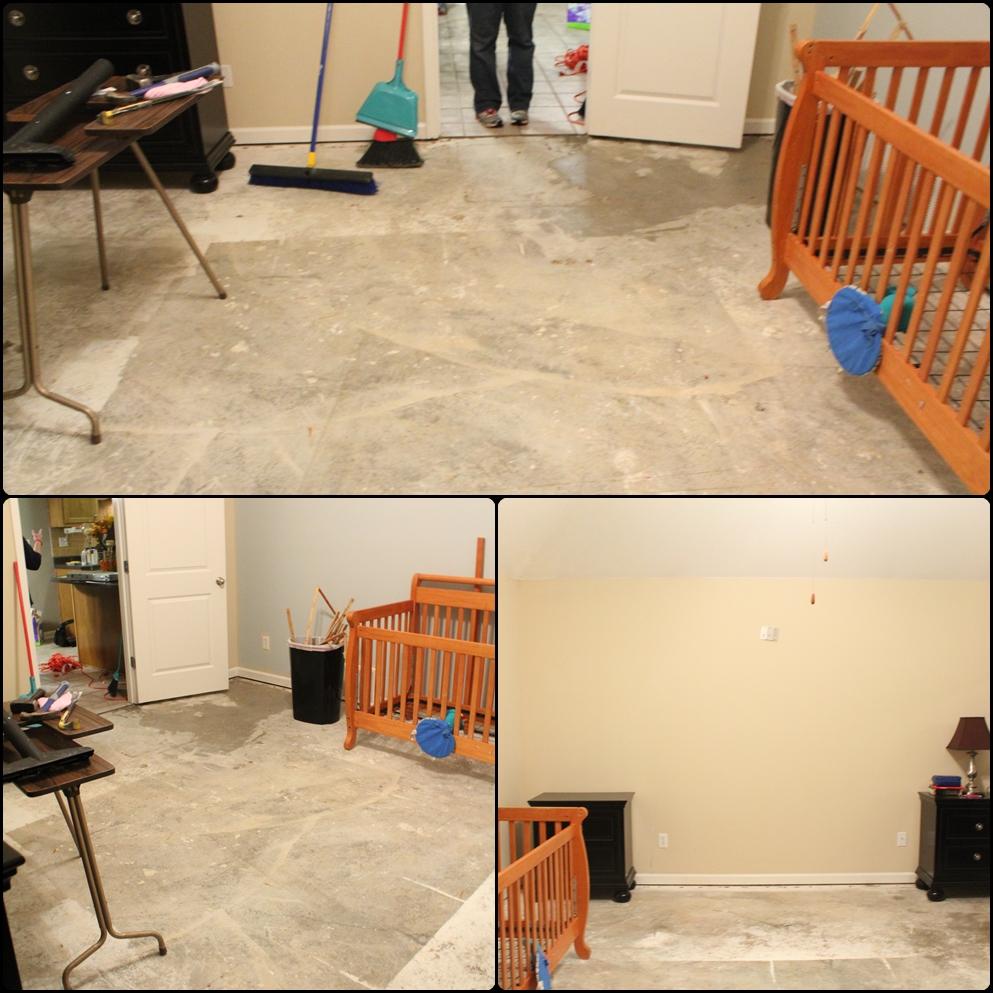 Callie 39 s crafts november 2012 for Bathroom flooded wet carpet