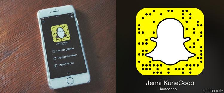 KuneCoco • Themensalat August 2015 • Snapchat