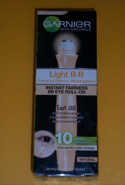 Garnier Instant Fairness BB Eye Roll-On Garnier