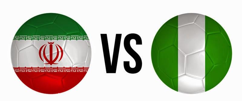 Irán 0 - 0 Nigeria. Grupo F