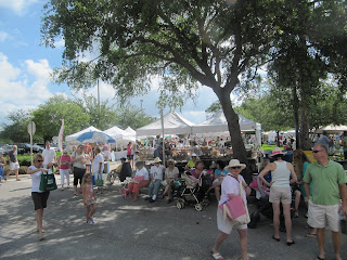 Connie Johnny Recollections Sunday Mornings The Palm Beach Gardens Green Market