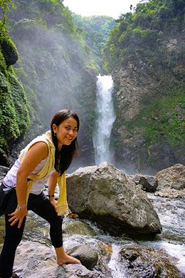 Majestic tappiya waterfalls