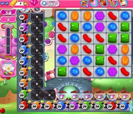 Candy Crush Saga 961