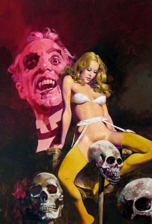 Old odd nude sci fi movies