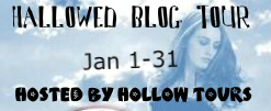 Hallowed Blog Tour Stop-Book Review: Hallowed by Cynthia Hand!