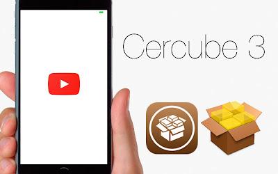 Cercube 3 Cydia App
