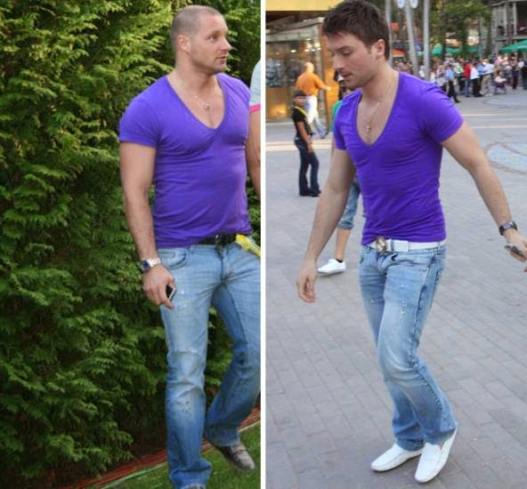Сергей лазарев фото с другом