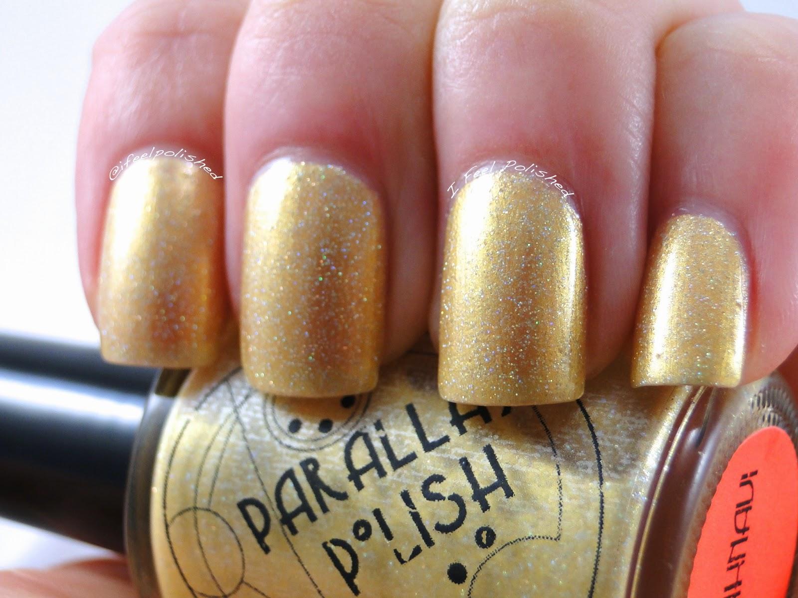 Parallax Polish Jahnavi