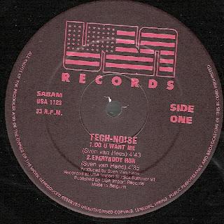 Tech-Noise / Do You Want Me