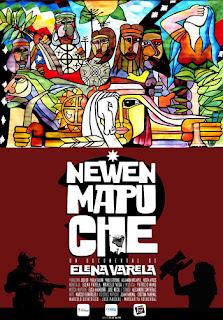 Newen Mapuche, la fuerza de la gente de la tierra Poster