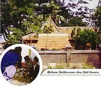 Wisata Blora Makam Jati Kusumo dan Jati Iswara
