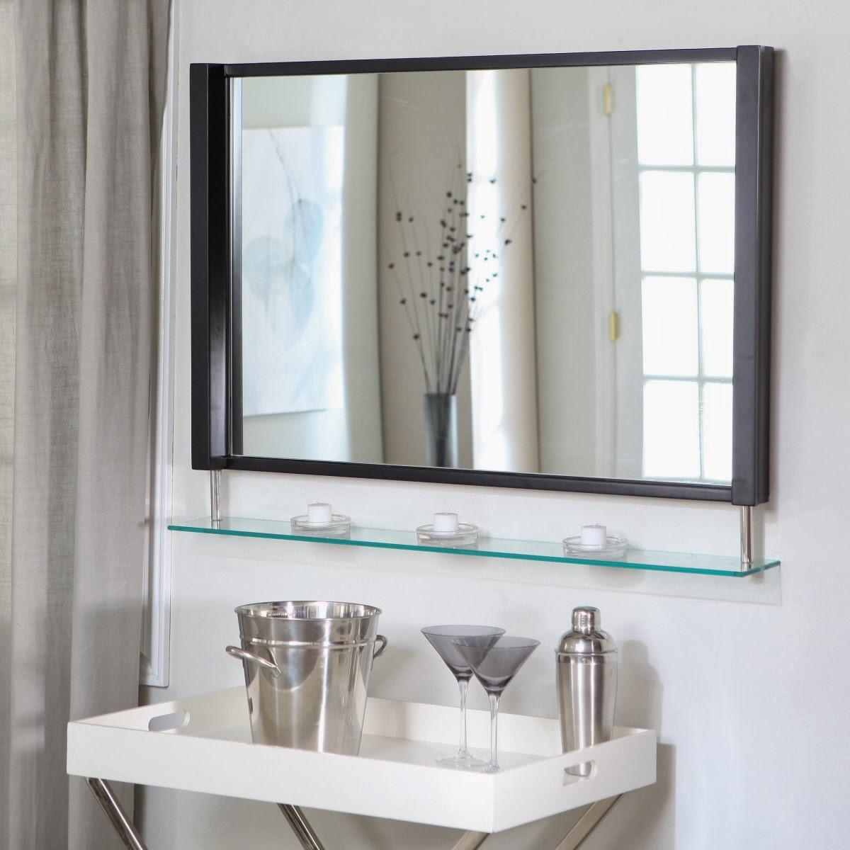 bathroom wall mirrors bedroom and bathroom ideas. Black Bedroom Furniture Sets. Home Design Ideas