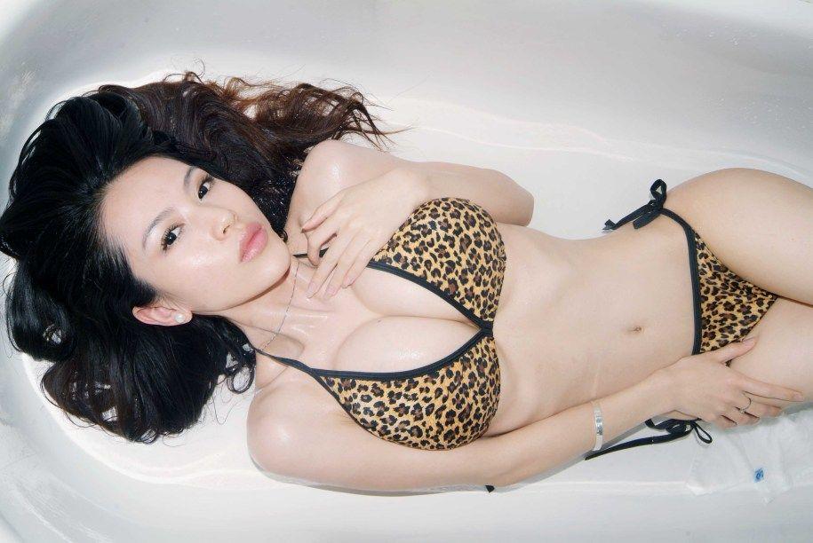 mavis pan shuangshuang sexy naked bikini photos 04