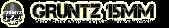 Gruntz 15mm SCI-FI