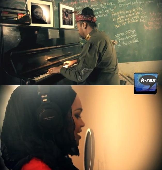Tanah Airku Tanah Airmu Jua - MonoloQue feat. Siti Nurhaliza