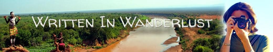 Written In Wanderlust