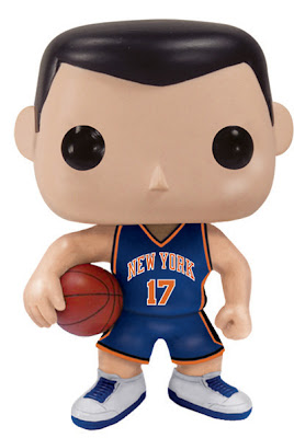 NBA Pop! Vinyl Figures by Funko - Jeremy Lin