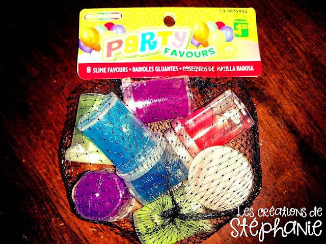 Les cr ations de st phanie dollarama mini finger eyes et petits pots de glue - Comment faire de la glue ...