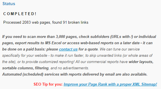 Mengetahui & Menghapus Broken Link Blog