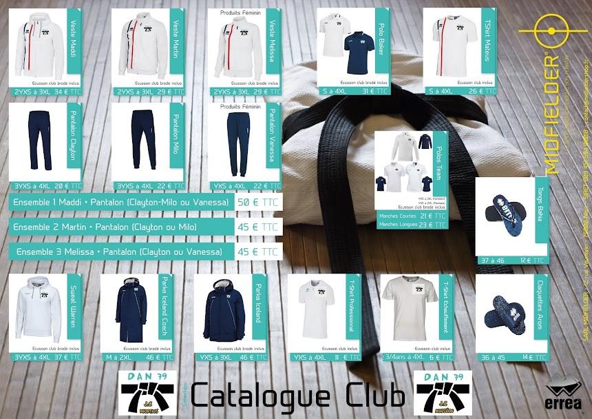 Notre boutique vêtements chez Midfielder Niort