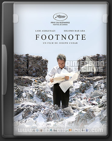 Footnote (BRRip HD Ingles Subtitulado) (2011)