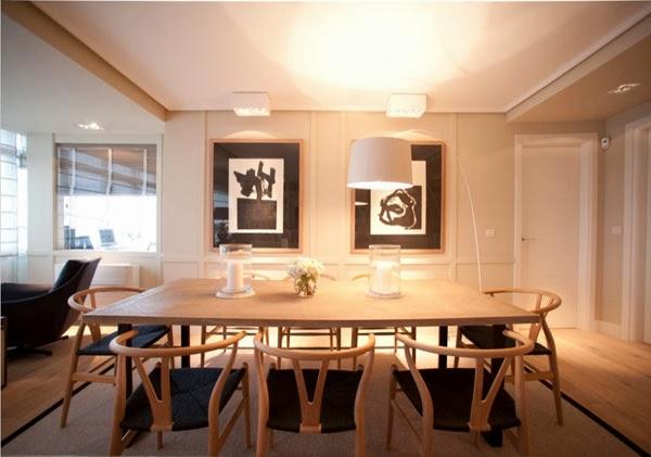Un gran piso en bilbao a great apartment in bilbao - Decoracion de interiores bilbao ...