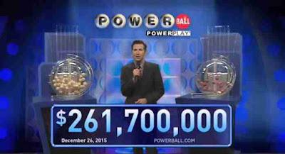 Loteria Powerball de Estados Unidos