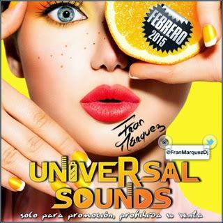 Universal Sounds Febrero 2015 - Fran Márquez