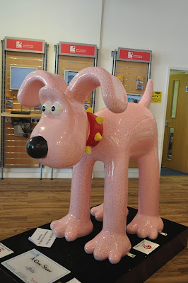 A Close Shave Gromit (side view)