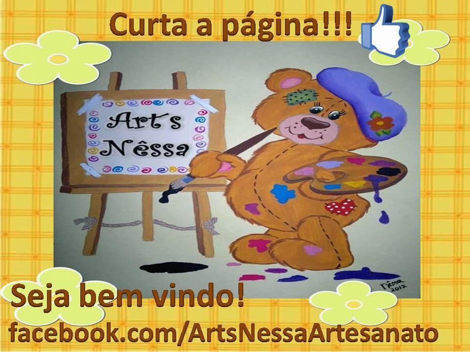 Curta minha página no Facebook!!!!