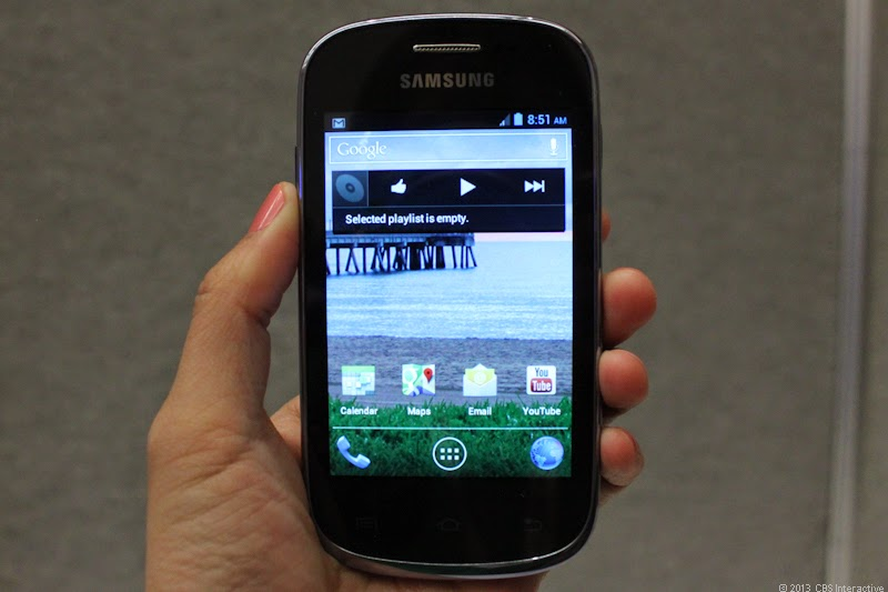 Samsung Galaxy Discover S730M Custom ROM free download