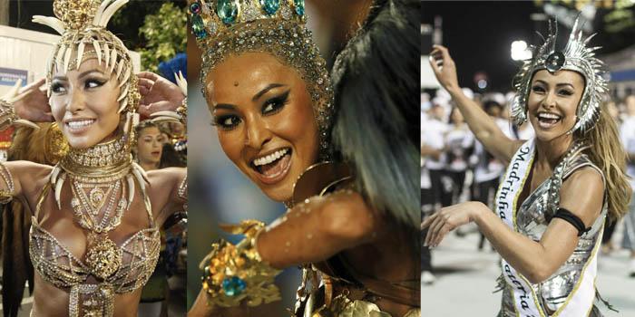 SABRINA SATO, A MUSA DO CARNAVAL_fantasias da sabrina_carnaval Brasileiro_na avenida_gaviões da fiel_rainha de bateria