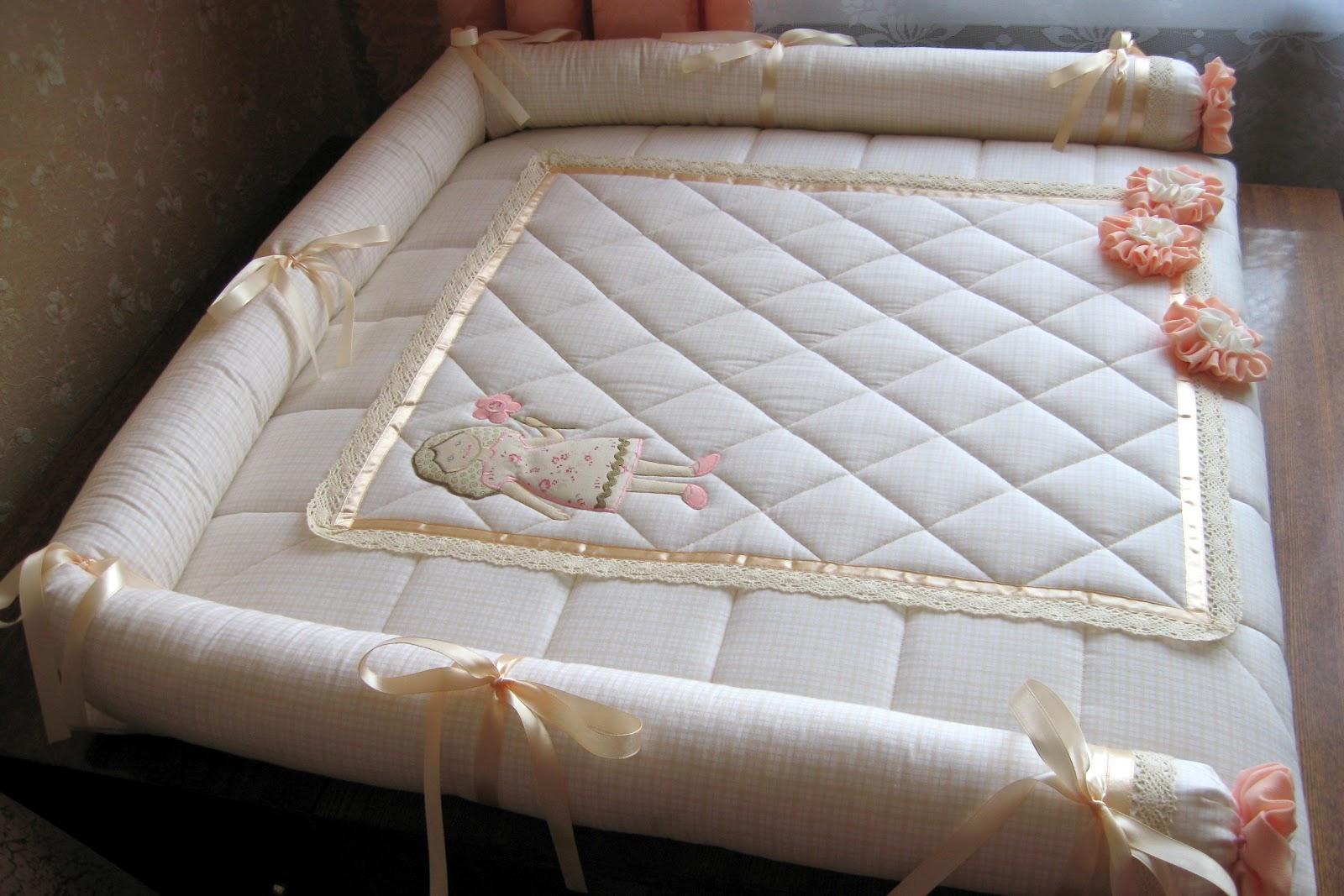 Как сшить детский матрасик в кроватку своими руками