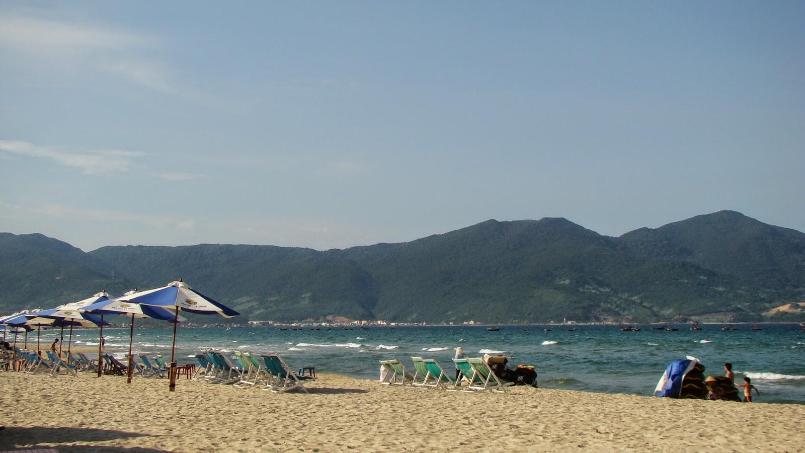 ảnh bãi biển mùa hè đẹp nhất
