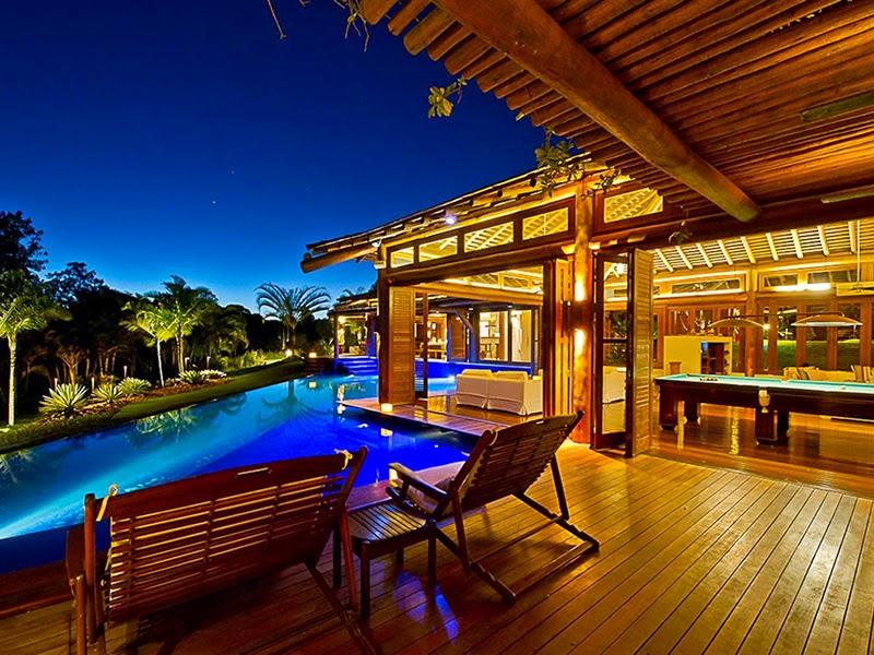 Os hotéis mais luxuosos do Brasil