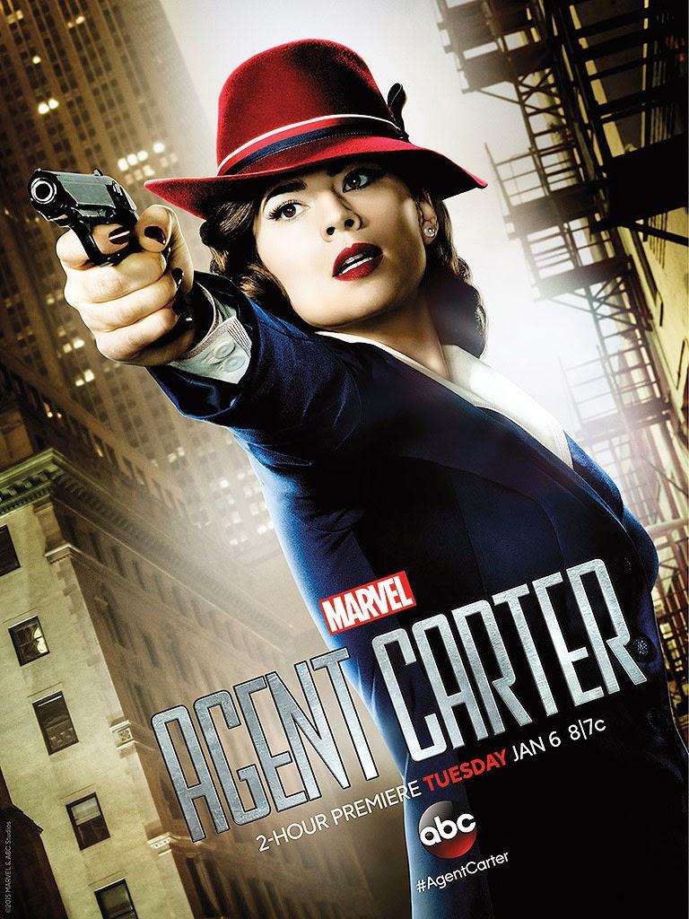 Agent Carter S01E01