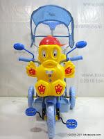 1 Sepeda Roda Tiga Hokiku 7833 Bebek