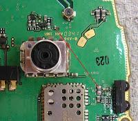 nokia 6600 camera problem