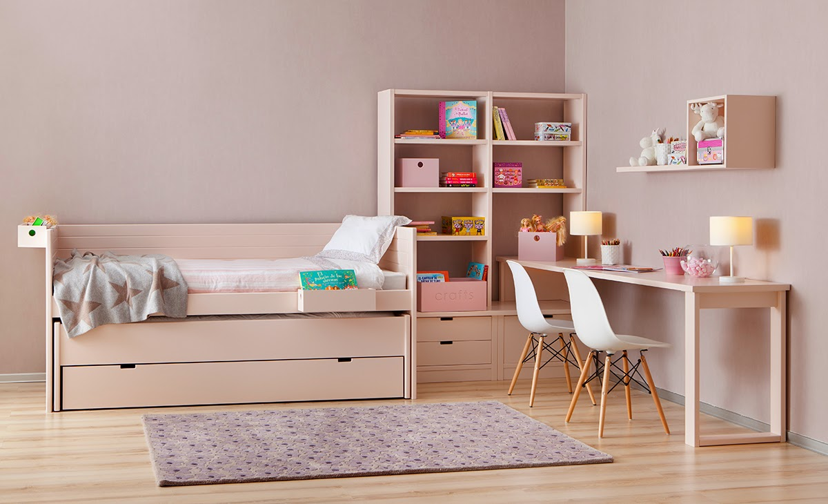 Tienda muebles modernos muebles de salon modernos salones - Dormitorio juvenil nina ...