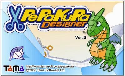 Tama Software Pepakura Designer 3.1.4