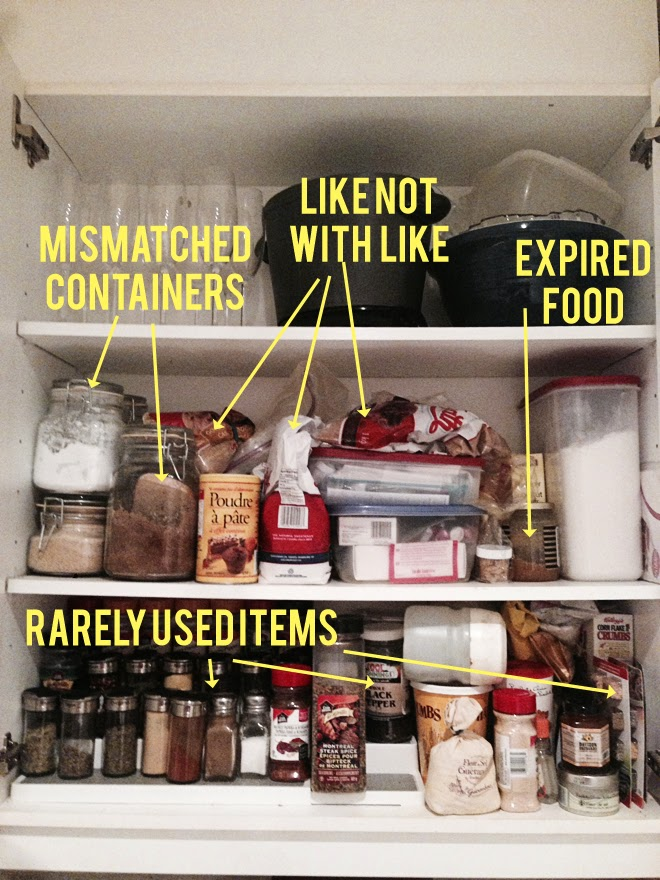 How To Organize A Small Pantry Rambling Renovators
