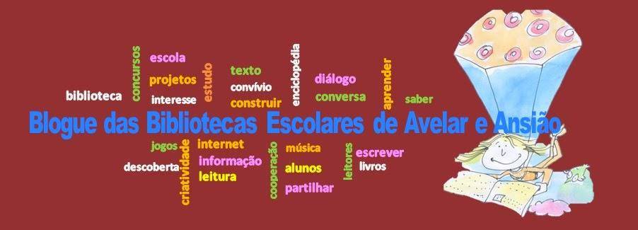 Bibliotecas Escolares de Avelar e Ansião
