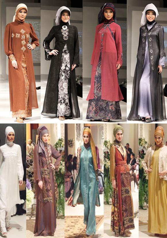 Model Busana Muslim Terbaru Ramadhan 2015 Busana Muslim